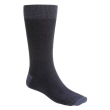 Goodhew Santana Socks - Merino Wool (For Men) in Navy - 2nds