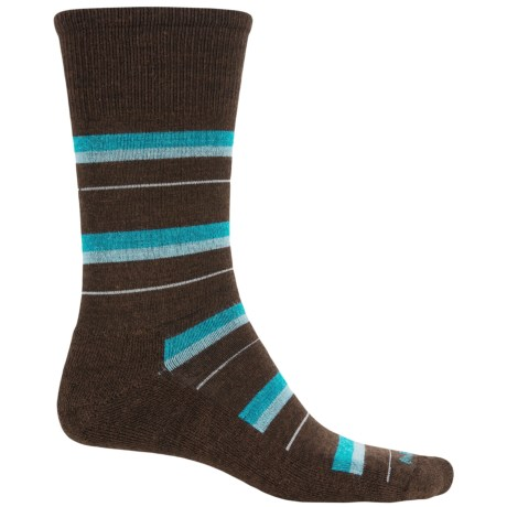 Goodhew Shadow Stripe Socks - Crew (For Men)
