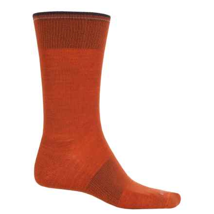 Goodhew Slim Jim Socks - Merino Wool, Crew (For Men) in Ginger - Closeouts