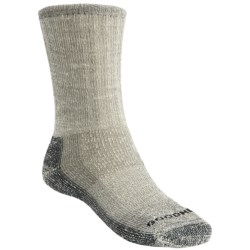 Goodhew Trekker Socks - Merino Wool, Crew (For Men and Women) in Charcoal
