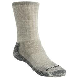 Goodhew Trekker Socks - Merino Wool, Crew (For Men and Women) in Charcoal