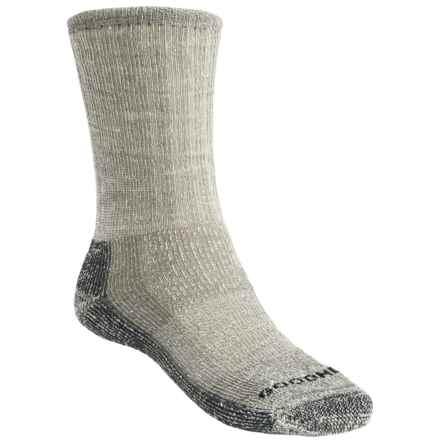 Goodhew Trekker Socks - Merino Wool, Crew (For Men and Women) in Charcoal - Closeouts