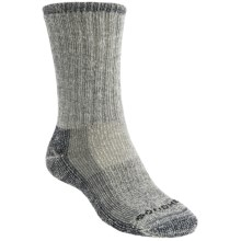 Goodhew Trekker Socks - Merino Wool, Crew (For Men and Women) in Navy - Closeouts