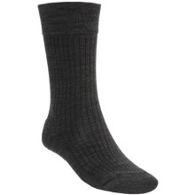 Goodhew Windsor Classic Socks - Merino Wool (For Men) in Charcoal - Closeouts