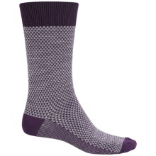 Goodhew Ziggy Socks - Merino Wool, Crew (For Men) in Concord - Closeouts