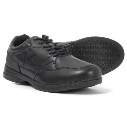 521de900d84 Goodyear Lawson Non-Slip Work Shoes (For Men) in Black - Closeouts