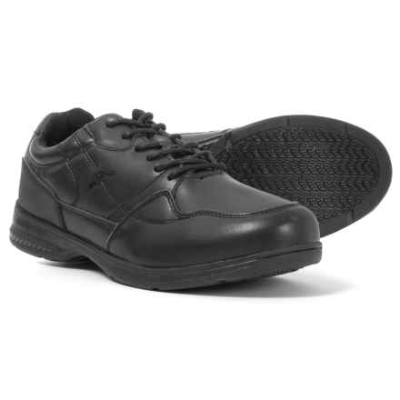 Goodyear Lawson Non-Slip Work Shoes (For Men) in Black - Closeouts