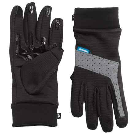 Gordini Dash Gloves - Touchscreen Compatible (For Women) in Black - Closeouts