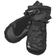 Gordini Elevation II Gore-Tex® Mittens - Waterproof, Insulated (For Women) in Black - Closeouts