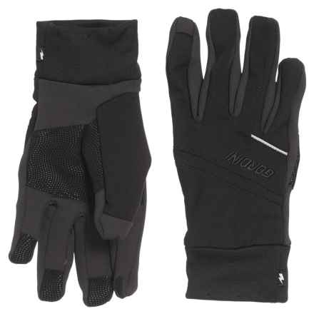 Gordini Endeavor Gloves - Touchscreen Compatible (For Men) in Black - Closeouts