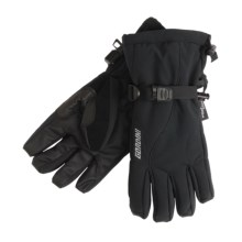 Gordini Fall Line Gloves - Waterproof, Insulated (For Men) in Black - Closeouts