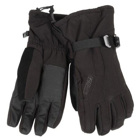 Gordini Fall Line II Gloves - Waterproof, Insulated (For Men) in Black