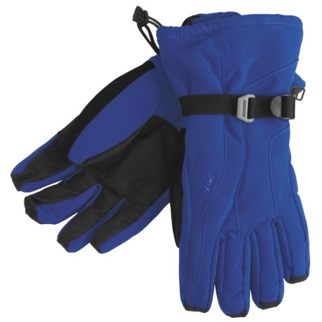Gordini Fall Line II Gloves - Waterproof, Insulated (For Men) in Deep Sea