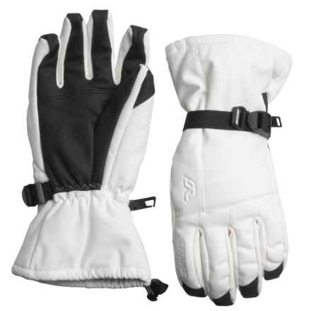 Gordini Fall Line III Gloves - Waterproof, Insulated (For Men) in White - Closeouts