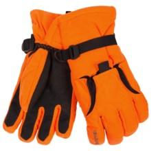 Gordini Gauntlet Heatrap® Hunt Gloves - Insulated (For Men) in Blaze Orange - Closeouts