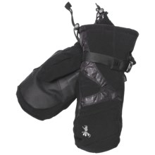 Gordini Gore-Tex® Down Mittens - Waterproof, 600 Fill Power (For Women) in Black - Closeouts