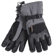 Gordini Gore-Tex® Storm Troop Gloves - Waterproof, Insulated (For Men) in Dark Grey/Black - Closeouts
