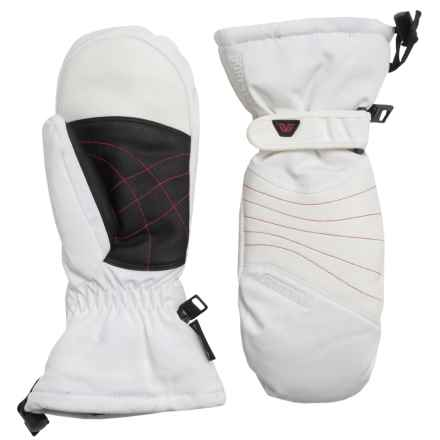 Gordini Gore-Tex® Storm Trooper II Mittens - Waterproof, Insulated (For Women) in White - Closeouts