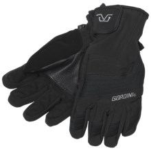 Gordini Lavawool® Pulse Gloves - Waterproof, Insulated (For Men) in Black - Closeouts