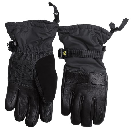 Gordini Luna 2 Gloves - Waterproof, Insulated (For Women) in Black