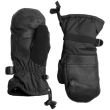 Gordini Luna 2 Mittens - Waterproof, Insulated (For Women) in Black - Closeouts