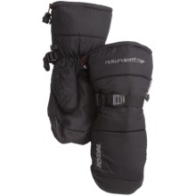Gordini Sleeper II Mittens - Waterproof, Insulated (For Women) in Black - Closeouts