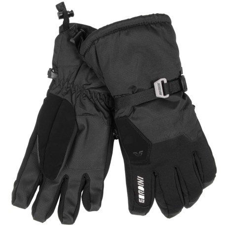 Gordini Stomp II Gloves - Waterproof, Insulated (For Men) in Black