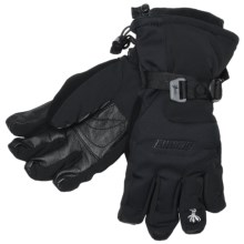 Gordini Strrrretch Thermal Ply Gloves - Waterproof, Insulated (For Women) in Black - Closeouts