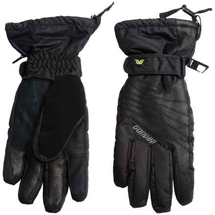 Gordini Supreme Gloves - Waterproof, Insulated, Touchscreen Compatible (For Women) in Black - Closeouts