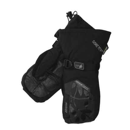Gordini The Goose 2-in-1 Gore-Tex® Down Mittens - Waterproof (For Women) in Black - Closeouts