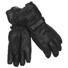 Gordini The Leather Goose II Gloves - Waterproof, 600 Fill Power (For Men) in Black - Closeouts