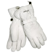 Gordini The Leather Goose II Gloves - Waterproof, 600 Fill Power (For Women) in White - Closeouts