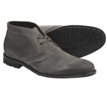 Gordon Rush Cambridge Leather Boots (For Men) in Stone Suede - Closeouts