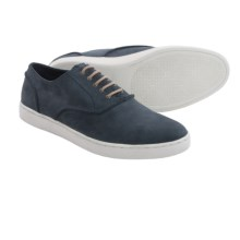 Gordon Rush Classic Suede Sneakers (For Men) in Navy - Closeouts
