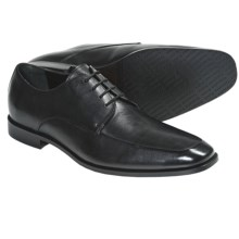 Gordon Rush Fulton Oxford Shoes - Leather (For Men) in Black - Closeouts
