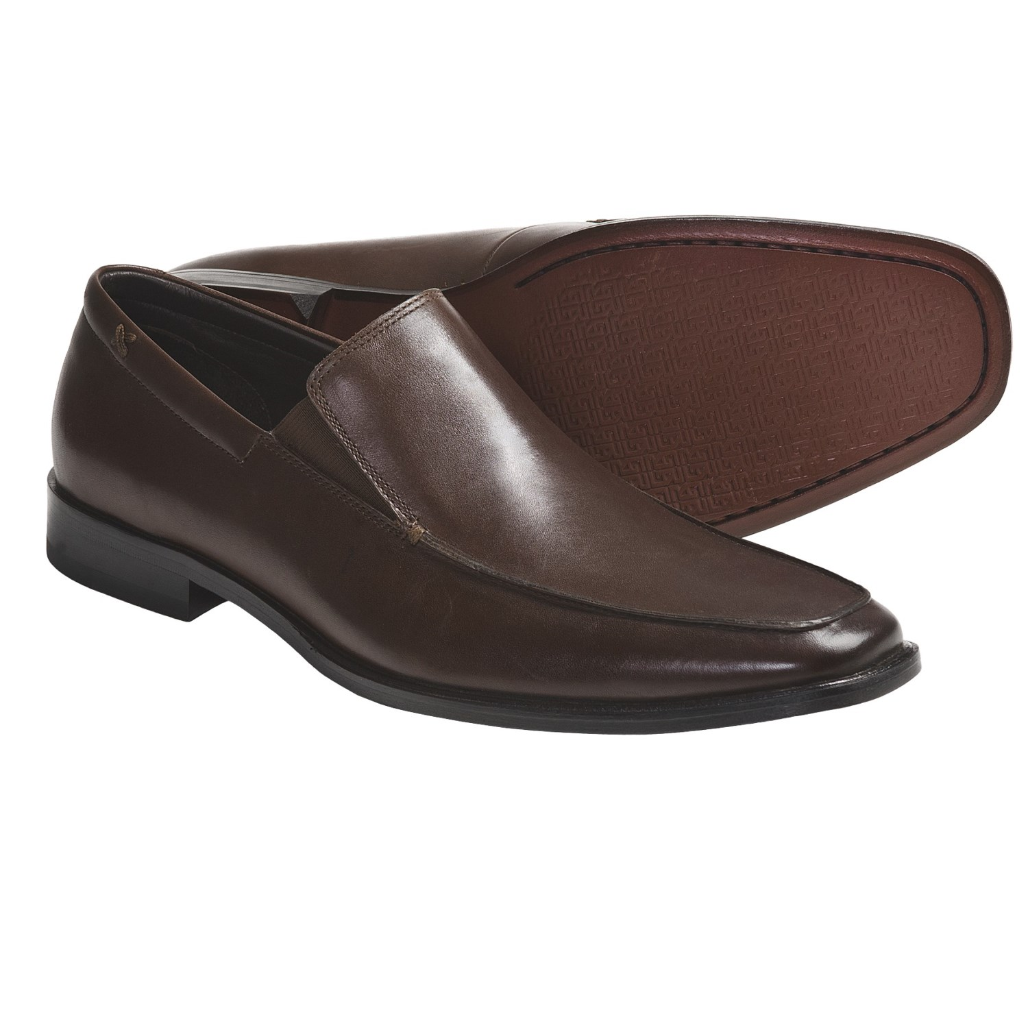 Gordon Rush Grayson Leather Shoes - Slip-On (For Men) - Save 66