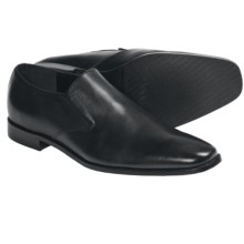 Gordon Rush Kendall Shoes - Leather, Slip-Ons (For Men) in Black - Closeouts