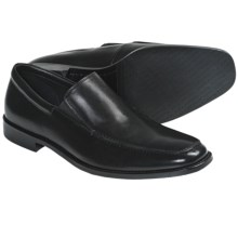 Gordon Rush Madison Shoes - Leather (For Men) in Black - Closeouts