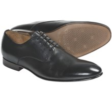 Gordon Rush Quinn Oxford Shoes - Leather (For Men) in Black - Closeouts