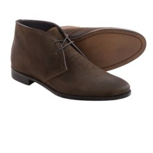 Gordon Rush Tinsman Chukka Boots - Suede (For Men) in Brown Waxed Suede - Closeouts