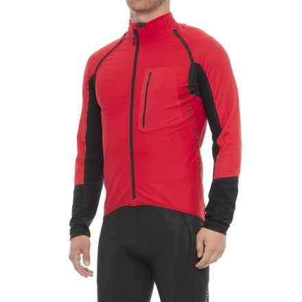 Gore Bike Wear Alp-X Pro Windstopper® Cycling Jersey - Long Sleeve (For Men) in Red/Black - Closeouts