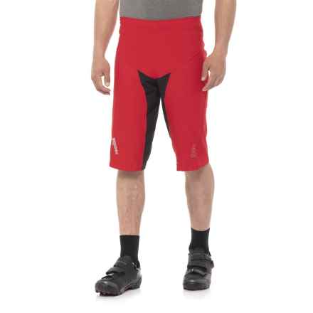 Gore Bike Wear ALP-X Pro Windstopper® SO Bike Shorts (For Men) in Red/Black - Closeouts