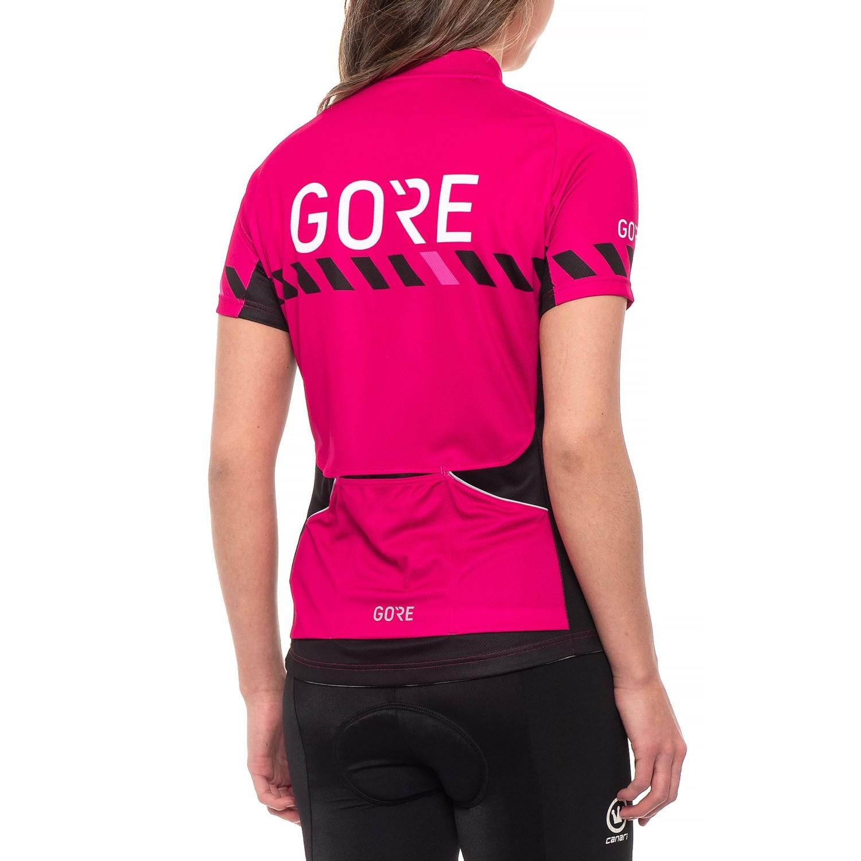 b31113398 Gore Bike Wear C3 Brand Cycling Jersey - Short Sleeve (For Women)