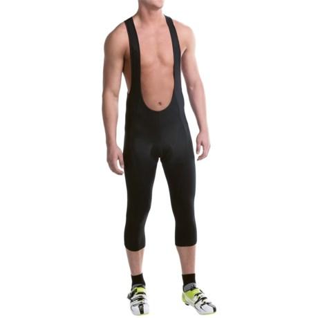 Gore Bike Wear Contest 3/4 Bib Tights (For Men) in Black