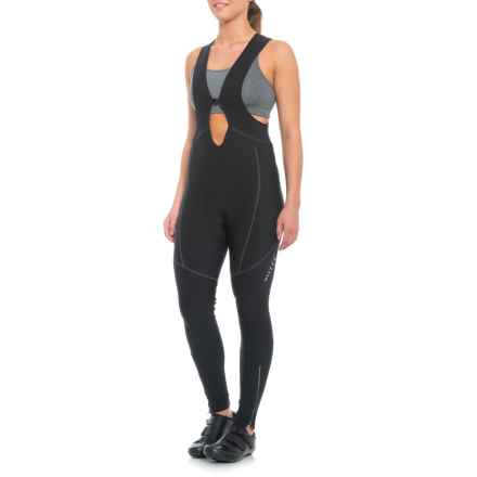 Gore Bike Wear Contest Thermo Bibtights+ Cycling Bib Tights (For Women) in Black - Closeouts