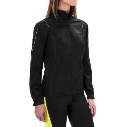 Gore Bike Wear Countdown 2.0 Gore-Tex® Cycling Jacket - Waterproof (For Women) in Black - Closeouts
