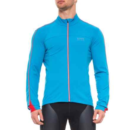 20d24343c48 Gore Bike Wear Countdown 2.0 Thermo Cycling Jersey - Full Zip