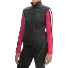 Gore Bike Wear Countdown Windstopper® Active Shell Cycling Vest (For Women) in Black - Closeouts