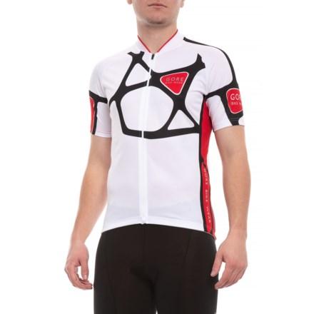 fcbed9fab Gore Bike Wear Element Adrenaline 3.0 Cycling Jersey - Short Sleeve (For  Men) in