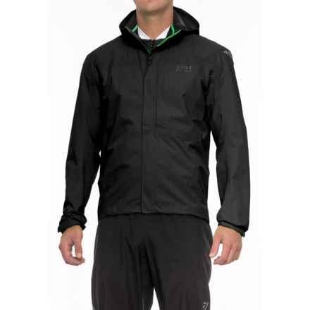 Gore Bike Wear Element Gore-Tex® PacLite® Cycling Jacket - Waterproof (For Men) in Black - Closeouts